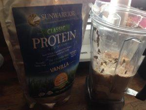 protein nápoj